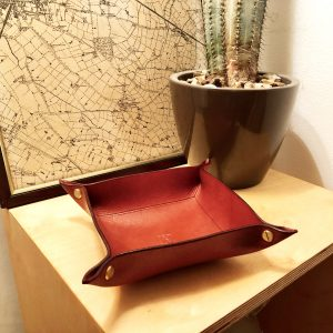Peter Scott Leatherwork